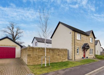 Thumbnail 3 bed detached house for sale in Rae Drive, Biggar
