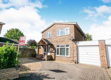 Thumbnail 4 bed link-detached house for sale in Prinknash Road, Putnoe, Bedford, Bedfordshire