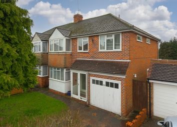 Thumbnail 4 bed semi-detached house for sale in Petters Road, Ashtead