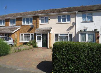 3 bed terraced house for sale in Burns Road, Wellingborough NN8