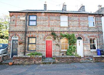 Thumbnail 1 bed terraced house for sale in Chapel Street, Exning