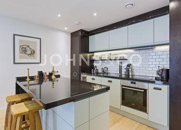 Thumbnail 2 bedroom flat for sale in Park Vista Tower, 5 Cobblestone Square, London