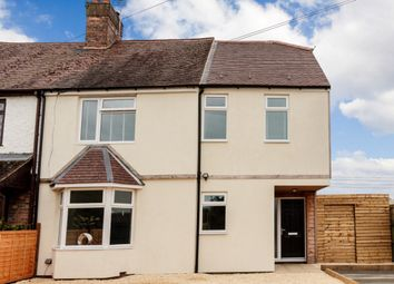 Thumbnail 4 bed semi-detached house for sale in Bretforton Road, Evesham, Worcestershire