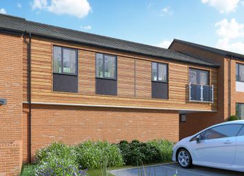 Thumbnail 2 bedroom flat for sale in Camp Road, Bordon