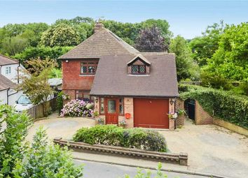 Thumbnail 4 bed detached house for sale in Brenchley Road, Tonbridge, Matfield