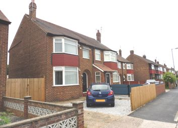 Thumbnail 3 bed property to rent in Lulworth Avenue, Hull