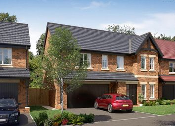 "Thumbnail 4 bed detached house for sale in ""The Westbury"" at Wingfield Road, Alfreton"