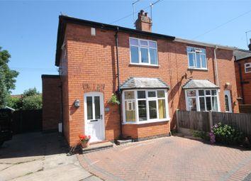Thumbnail 3 bed semi-detached house for sale in Shakespeare Street, Balderton, Newark, Nottinghamshire.