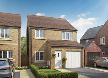 """Thumbnail 3 bed detached house for sale in """"The Picadilly"""" at Mentmore Road, Cheddington, Leighton Buzzard"""