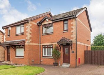 Thumbnail 3 bed semi-detached house for sale in Craigielea Park, Renfrew, Renfrewshire