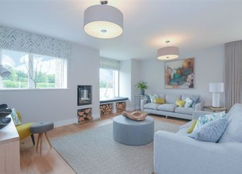 Thumbnail 3 bed terraced house to rent in Eversley Gardens, Kings Worthy, Winchester, Hampshire