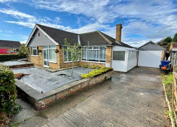 Thumbnail 3 bed bungalow for sale in Ludford Crescent, Gainsborough