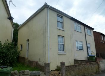 Thumbnail 2 bed semi-detached house to rent in Glen Road, Southampton