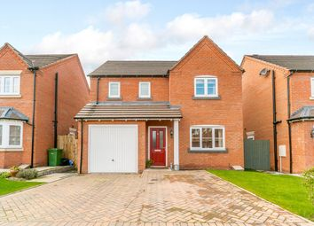 Thumbnail 3 bed detached house for sale in Barn Owl Way, Shrewsbury, Shropshire