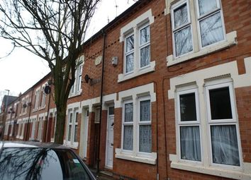 Thumbnail 2 bedroom terraced house for sale in Skipworth Street, Highfields, Leicester