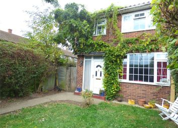 Thumbnail 4 bedroom end terrace house for sale in Rossiter Close, Langley, Berkshire