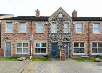 Thumbnail 3 bed terraced house for sale in Millers Park Avenue, Newtownards