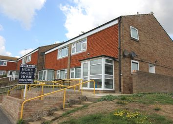 Thumbnail 1 bed flat for sale in Tenterden Close, Langney, Eastbourne
