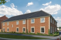 Thumbnail 1 bedroom flat for sale in Blue Boar Lane, Off Wroxham Road, Norwich, Norfolk