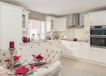 "Thumbnail 4 bedroom detached house for sale in ""Irving"" at Lime Kiln Coppice, Felpham, Bognor Regis"