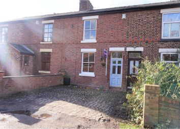 Thumbnail 2 bed terraced house for sale in Mead Road, Warrington