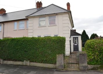 Thumbnail 3 bed end terrace house for sale in Brookfield Road, Kingsley, Northampton