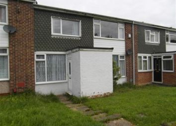 Thumbnail 2 bed terraced house to rent in Branksome Green, Darlington