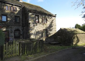 Thumbnail 3 bed cottage for sale in Clough Cottages, Sowerby Bridge