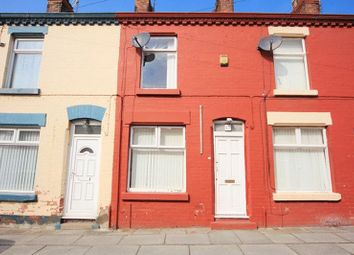 Thumbnail 2 bedroom terraced house for sale in Colville Street, Wavertree, Liverpool