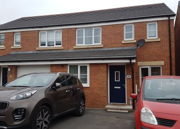 Thumbnail 3 bed semi-detached house for sale in Cil Gant Y Lein, North Cornelly