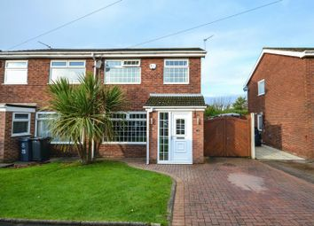 Thumbnail 3 bed semi-detached house for sale in Rivington Drive, Burscough, Ormskirk