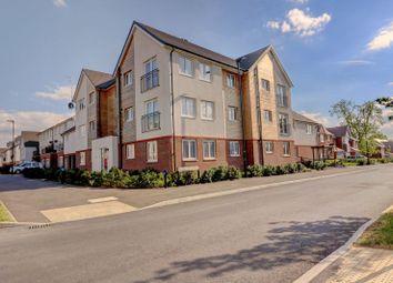 Thumbnail 1 bed flat for sale in Homington Avenue, Coate, Swindon