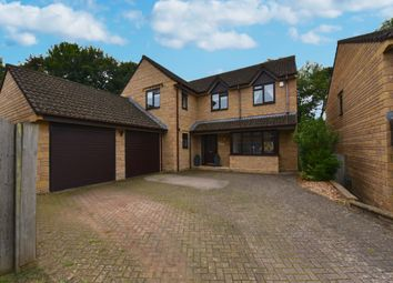 Thumbnail 4 bed detached house for sale in Fox Meadows, Crewkerne