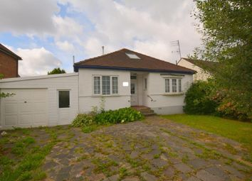 Thumbnail 5 bed detached bungalow to rent in Devonshire Road, London