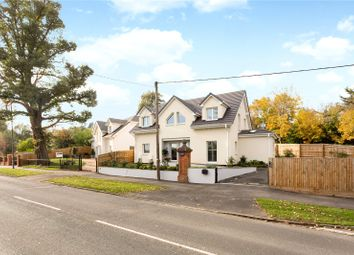 Thumbnail 3 bedroom detached house for sale in Henley Road, Marlow, Buckinghamshire