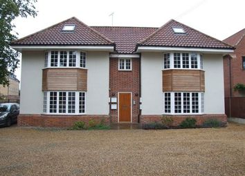 Thumbnail 2 bed flat to rent in Harvey Lane, Thorpe St. Andrew, Norwich