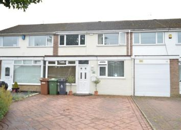 Thumbnail 3 bed terraced house for sale in Lowlands Avenue, Streetly, Sutton Coldfield