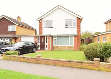 Thumbnail 4 bed detached house for sale in Manor Drive, St. Albans, Hertfordshire