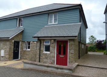 Thumbnail 2 bed end terrace house for sale in Whym Kibbal Court, Redruth, Cornwall