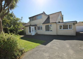Thumbnail 4 bed detached house for sale in Qualtroughs Lane, Ballafesson, Port Erin, Isle Of Man
