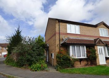 Thumbnail 2 bed semi-detached house for sale in College Close, Horncastle