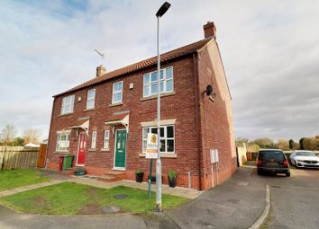 3 bed semi-detached house for sale in Franklin Mews, Barton-Upon-Humber DN18