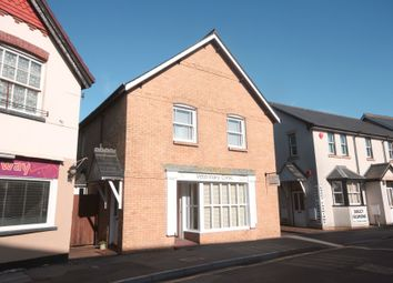Thumbnail 2 bed maisonette for sale in High Street, Milford On Sea