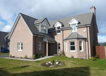 Thumbnail 6 bed detached house to rent in Willow Tree Way, Banchory