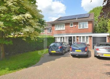 Thumbnail 4 bed detached house for sale in Brackendene, Bricket Wood, St.Albans
