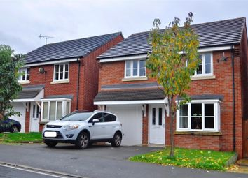 Thumbnail 4 bed detached house for sale in Railway Street, Dukinfield