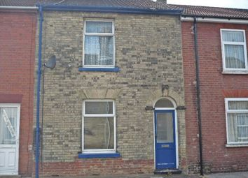 Thumbnail 3 bed terraced house to rent in Reeve Street, Lowestoft