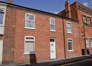 Thumbnail 4 bed terraced house to rent in Cross Street, Lincoln
