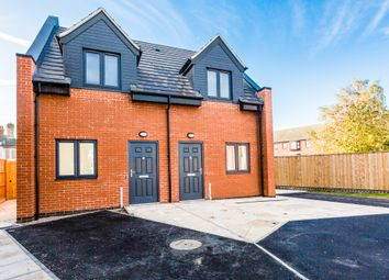 Thumbnail 1 bed semi-detached house to rent in Victory Close, Eastwood, Nottingham