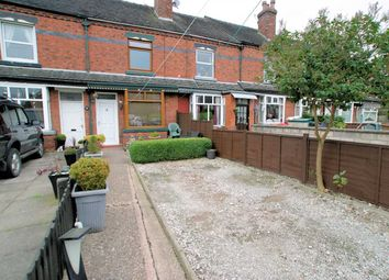 Thumbnail 2 bed town house for sale in Cecilly Street, Cheadle, Stoke-On-Trent